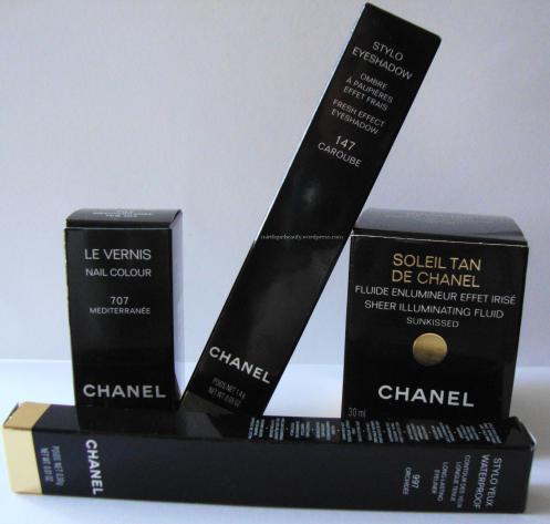 Chanel Mediterranee Summer Makeup Collection 2015
